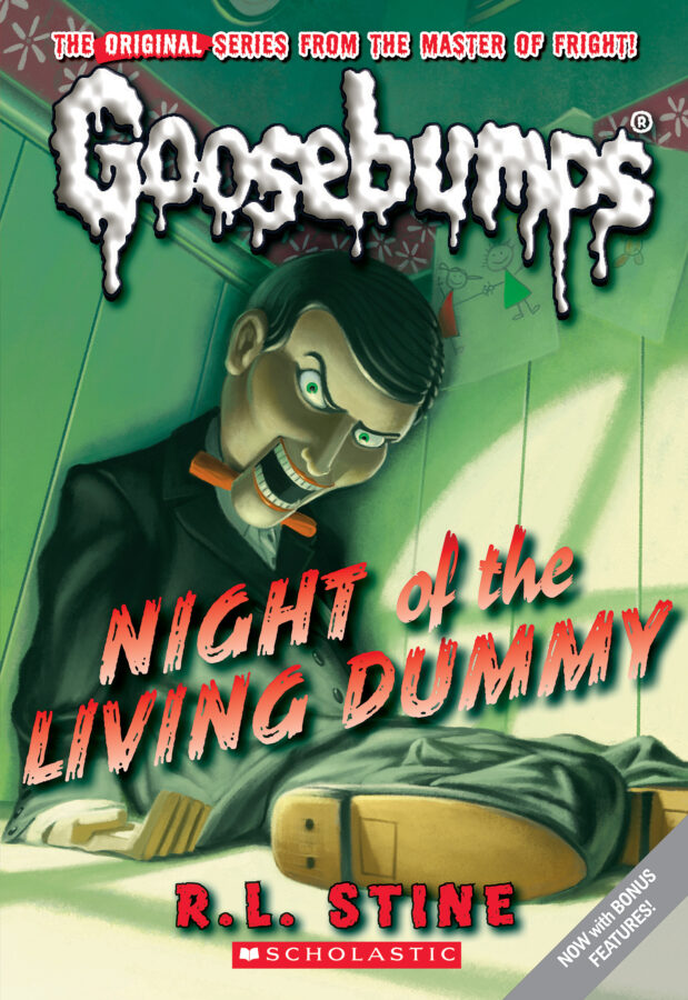 R. L. Stine - Night of the Living Dummy