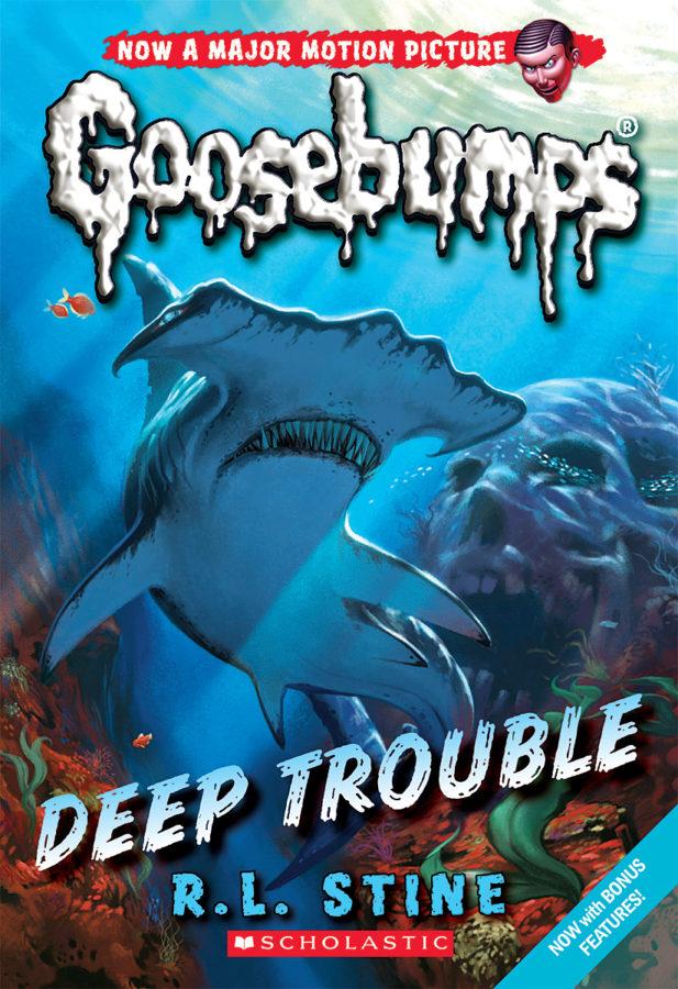 R. L. Stine - Deep Trouble