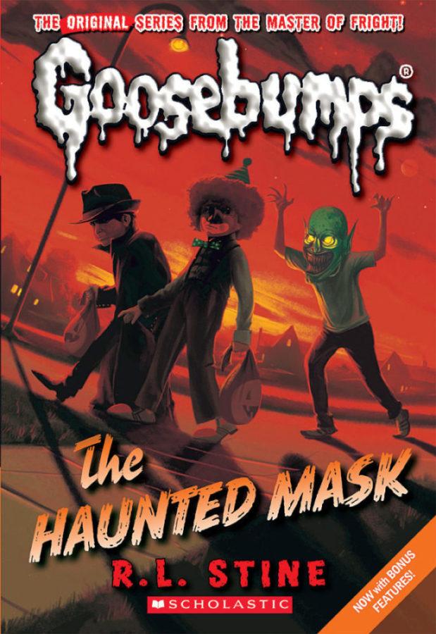 R. L. Stine - The Haunted Mask