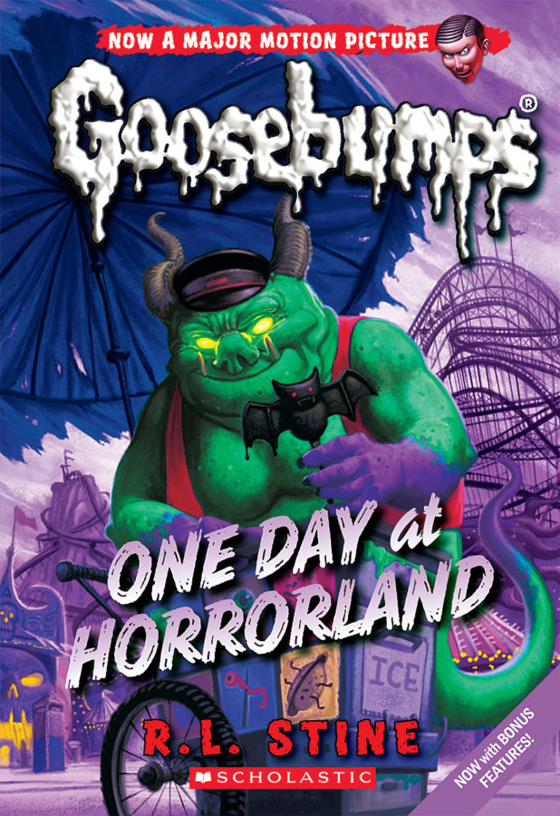 R. L. Stine - One Day at HorrorLand