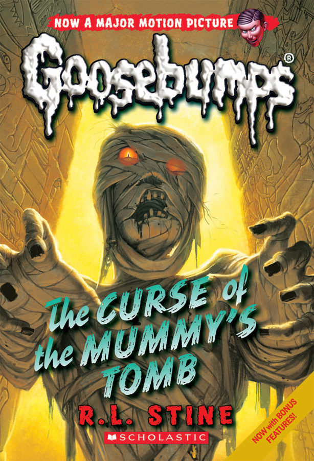 R. L. Stine - The Curse of the Mummy's Tomb