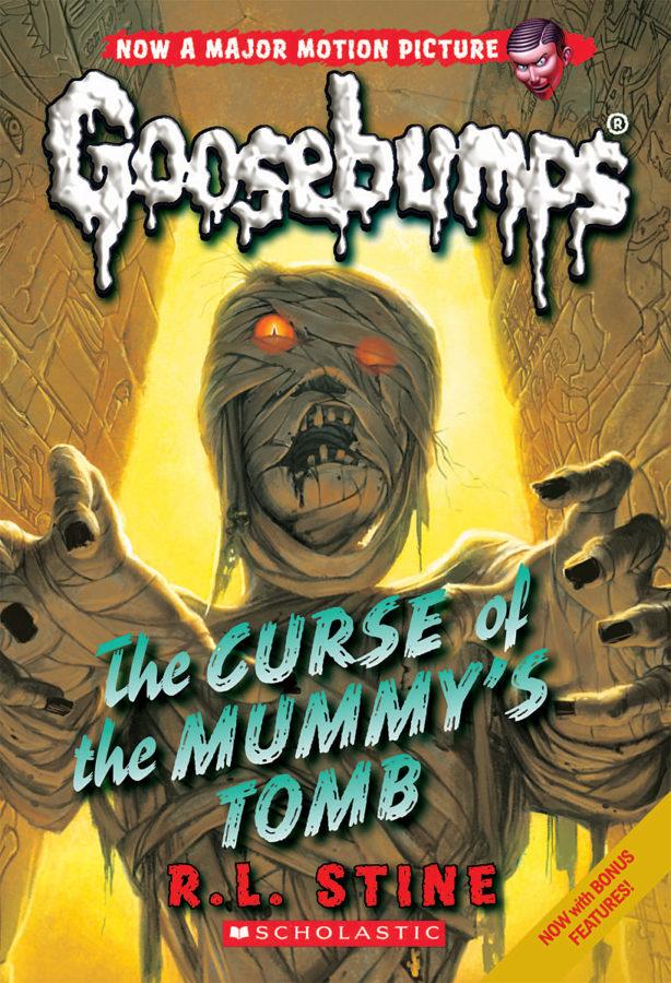 R. L. Stine - The Curse of the Mummy's Tomb