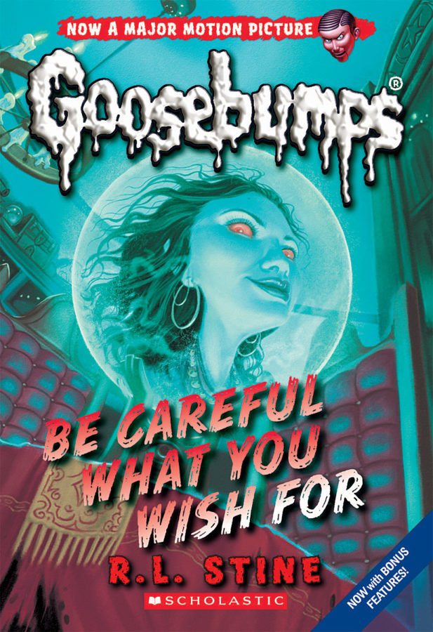 R. L. Stine - Be Careful What You Wish For