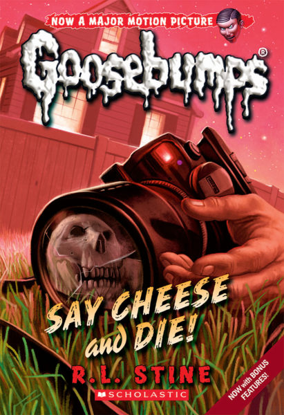 R. L. Stine - Say Cheese and Die!