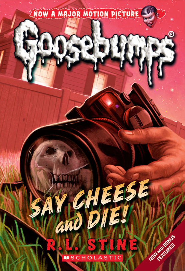 R. L. Stine - Classic Goosebumps #08: Say Cheese and Die!
