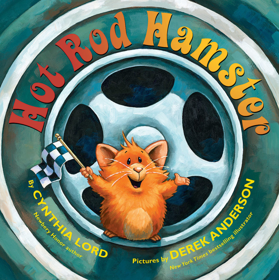 Cynthia Lord - Hot Rod Hamster