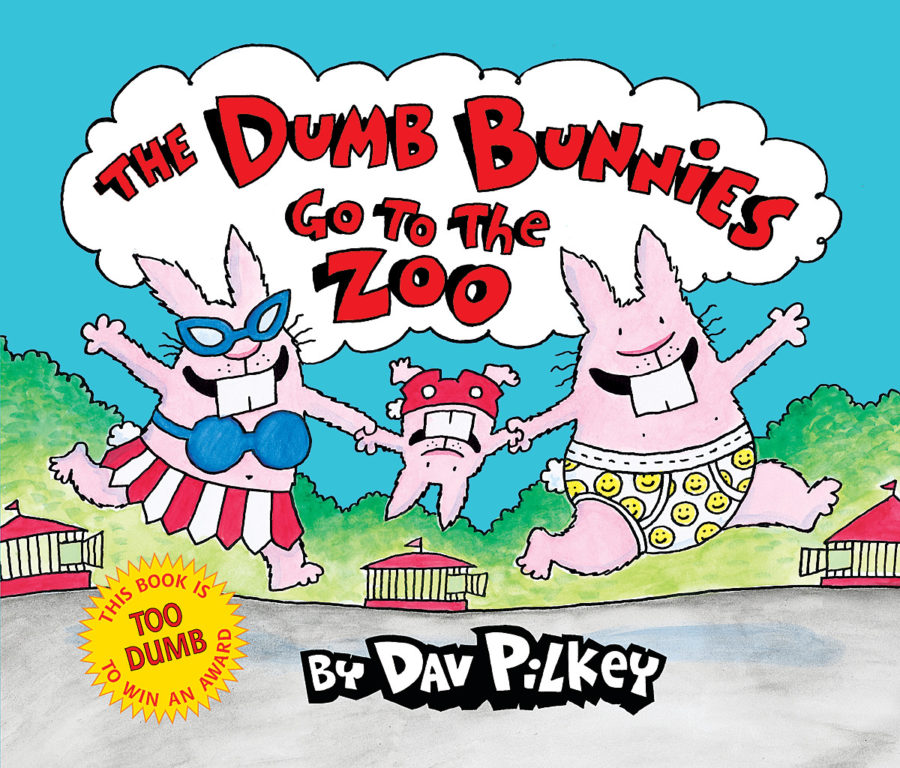 Dav Pilkey - The Dumb Bunnies Go to the Zoo