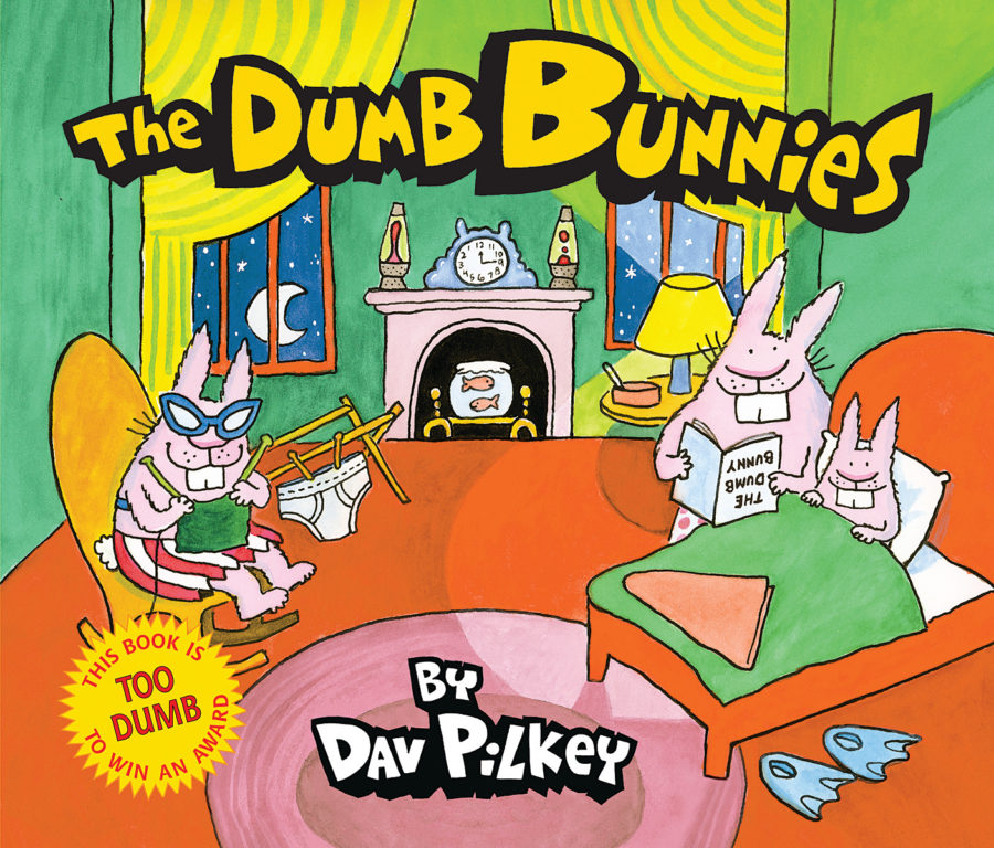 Dav Pilkey - The Dumb Bunnies