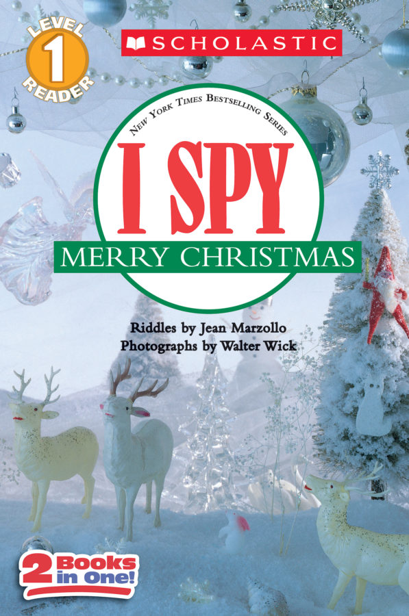 Jean Marzollo - I SPY Merry Christmas
