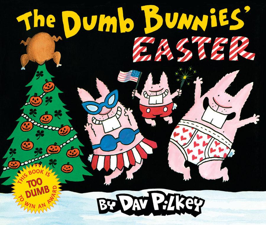 Dav Pilkey - The Dumb Bunnies' Easter
