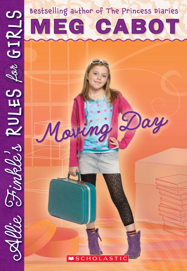 Meg Cabot - Moving Day