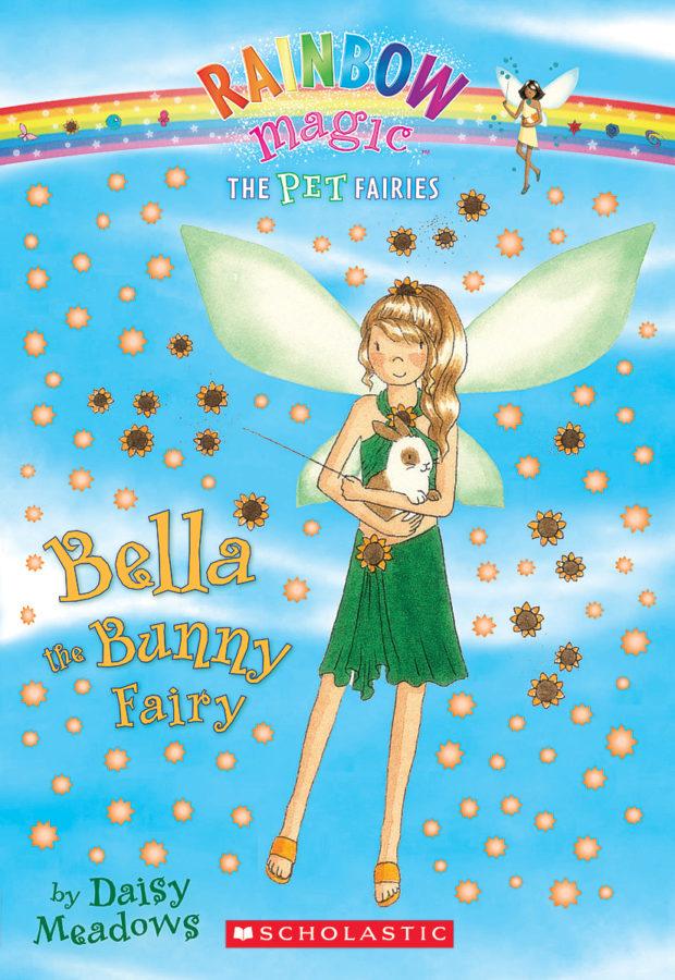 Daisy Meadows - Bella the Bunny Fairy