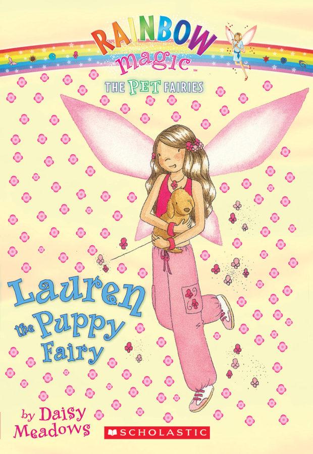 Daisy Meadows - Lauren the Puppy Fairy
