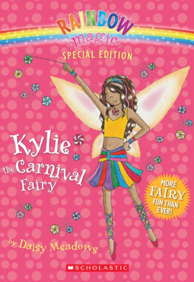 Daisy Meadows - Kylie the Carnival Fairy