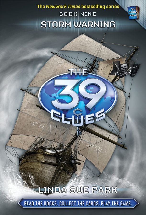 Linda Sue Park - 39 Clues, The #9: Storm Warning