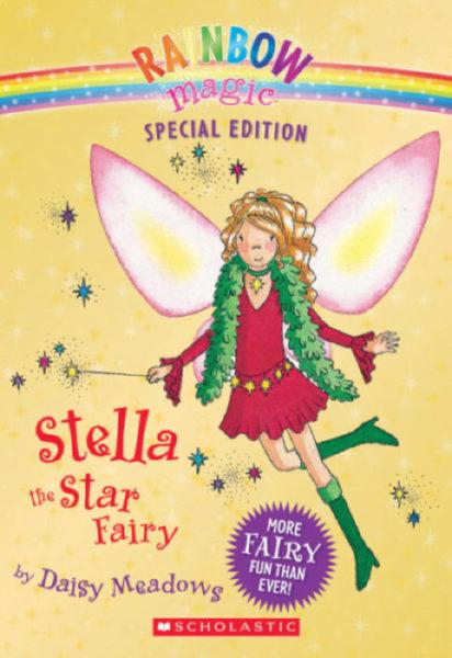 Daisy Meadows - Stella the Star Fairy