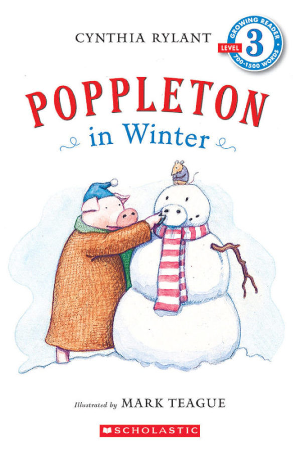 Cynthia Rylant - Schol Rdr Lvl 3: Poppleton in Winter