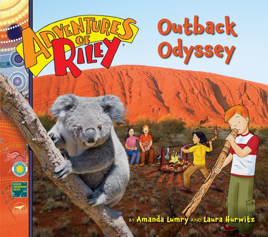 Amanda Lumry - Adventures of Riley #7: Outback Odyssey