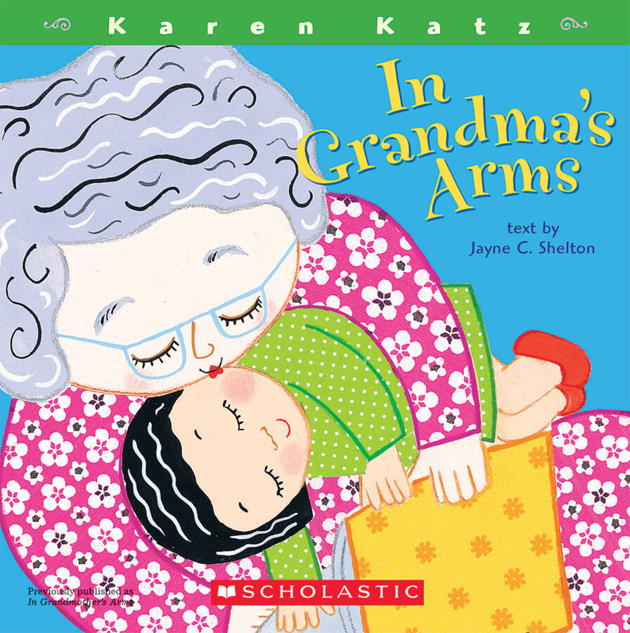 Jayne C. Shelton - In Grandmother's Arms