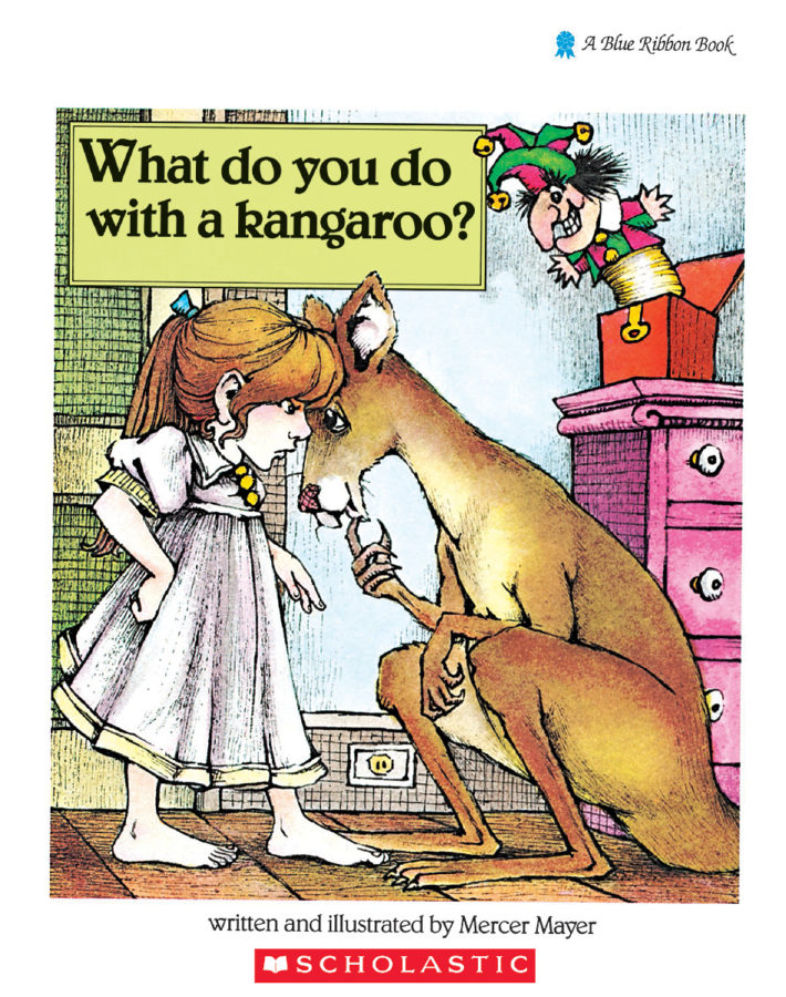 Mercer Mayer - What Do You Do with a Kangaroo? - Audiobook