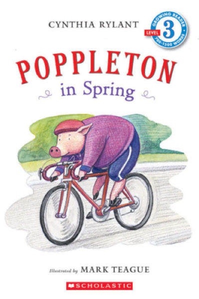 Cynthia Rylant - Poppleton in Spring