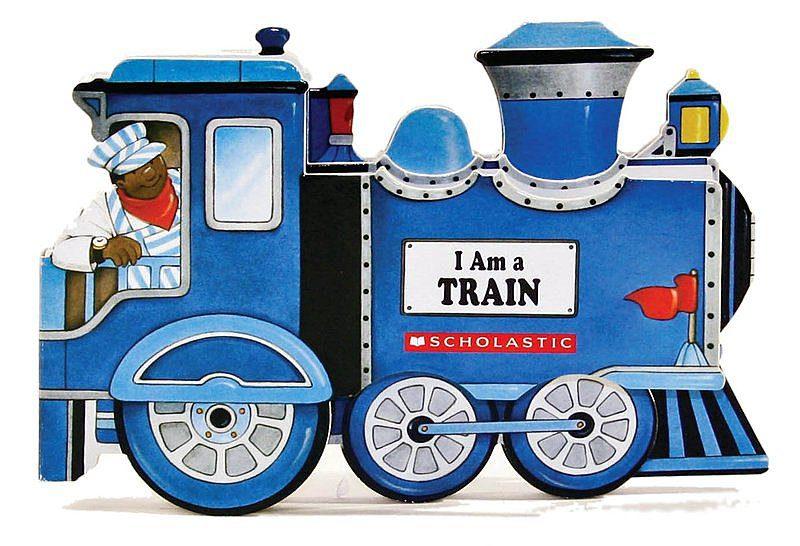 Ace Landers - I Am a Train