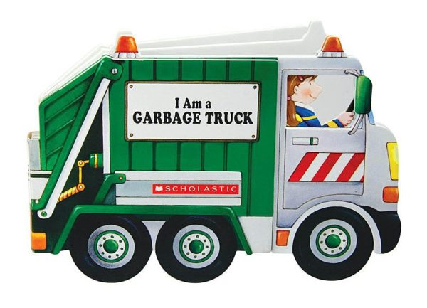 Ace Landers - I Am a Garbage Truck