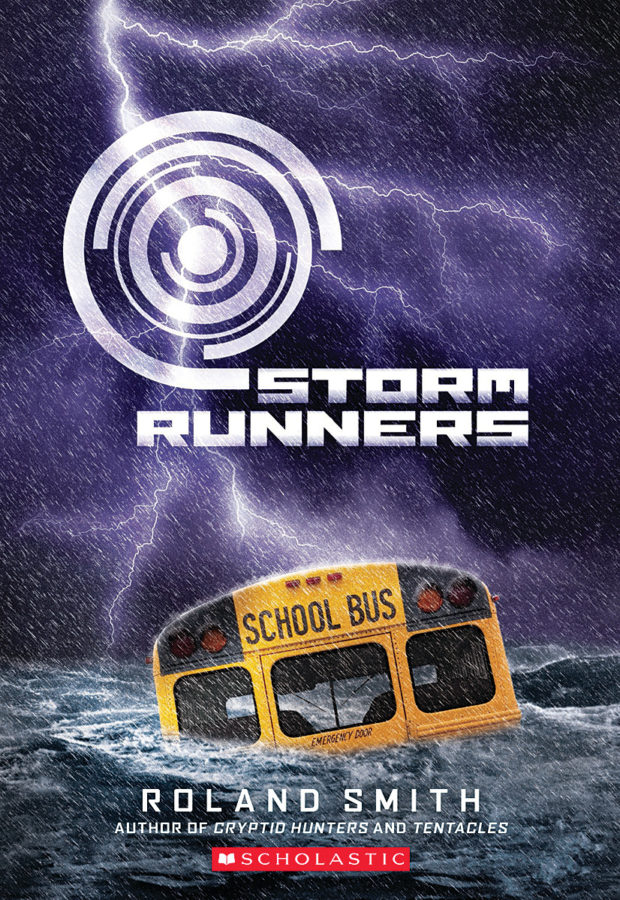 Roland Smith - Storm Runners