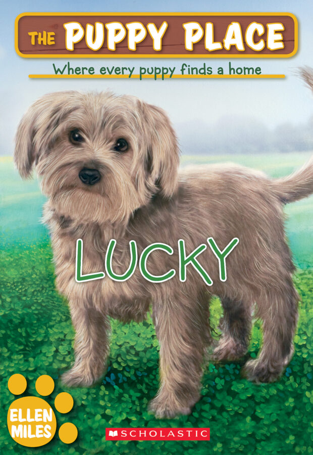 Ellen Miles - Puppy Place, The #15: Lucky