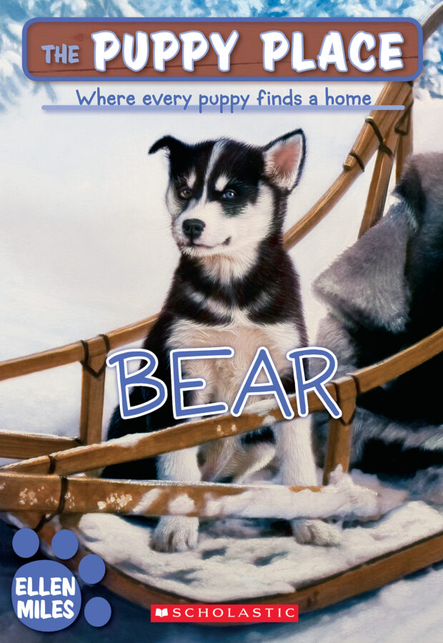 Ellen Miles - Puppy Place, The #14: Bear