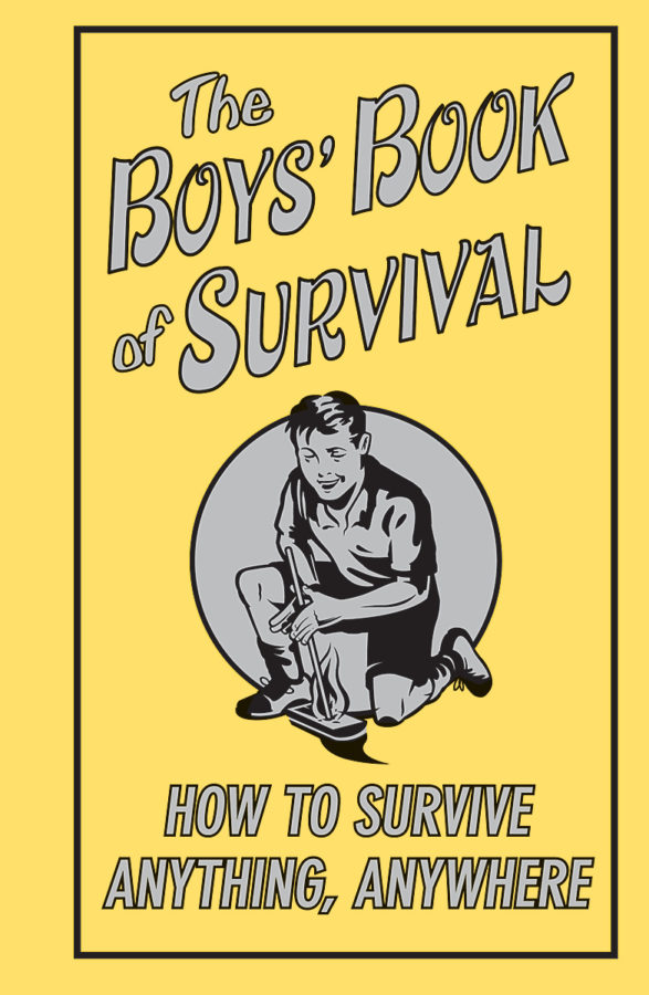 Guy Campbell - The Boys' Book of Survival