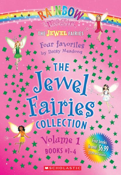 Daisy Meadows - The Jewel Fairies Collection: Volume 1