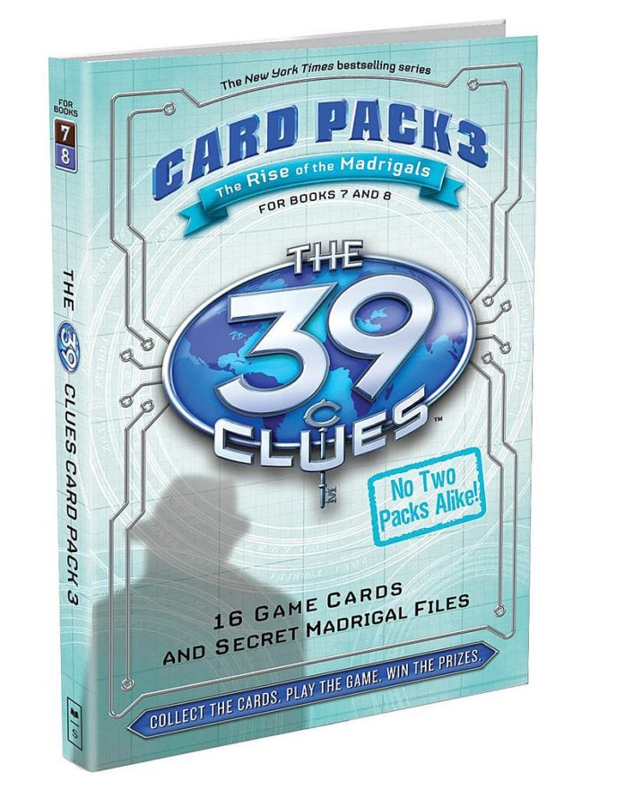 Scholastic - 39 CLUES, THE CARD PACK 3: The Rise of the Madrigals