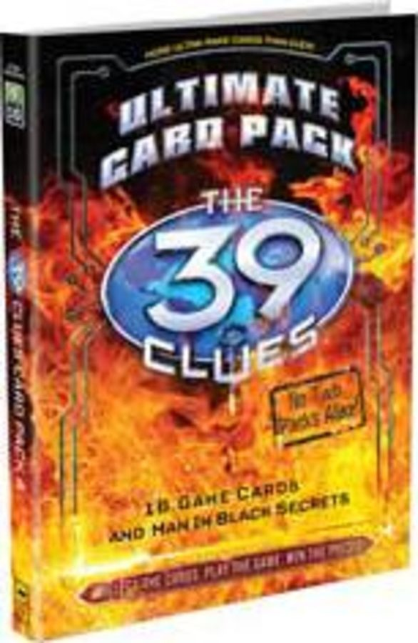 Scholastic - 39 CLUES, THE CARD PACK 4: Ultimate Card Pack