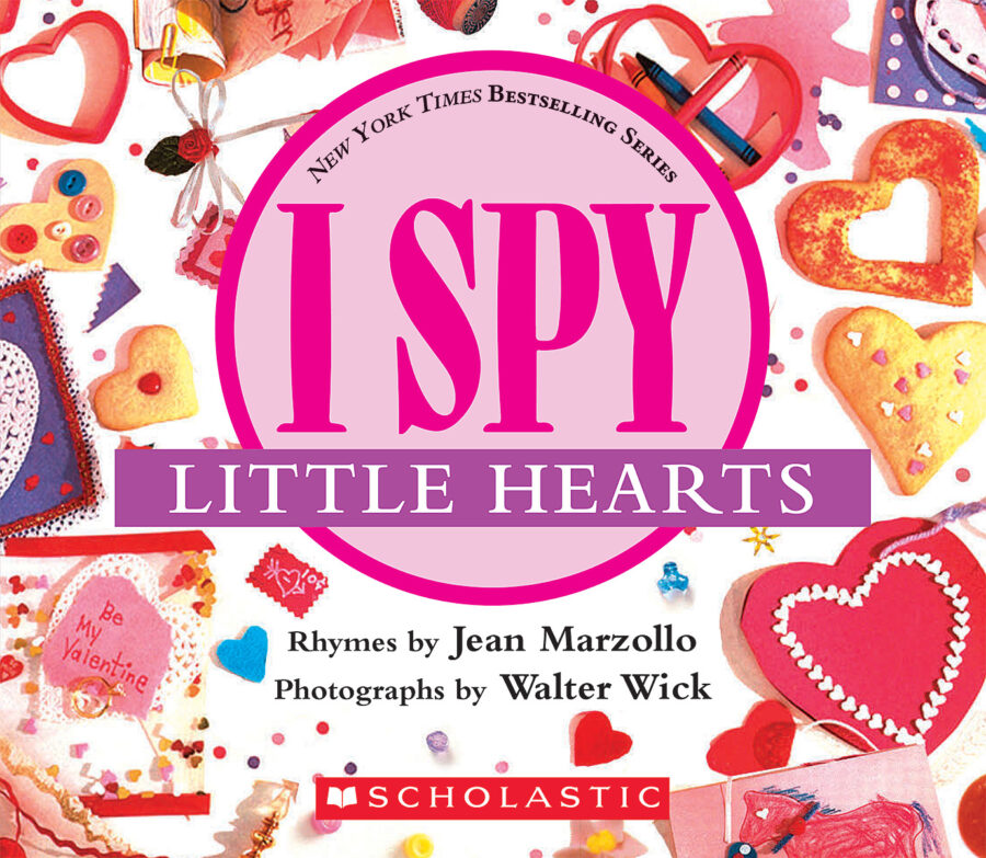 Jean Marzollo - I Spy Little Hearts