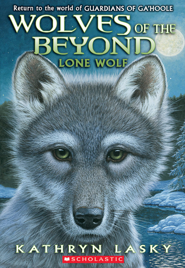 Kathryn Lasky - Wolves of the Beyond #1: Lone Wolf