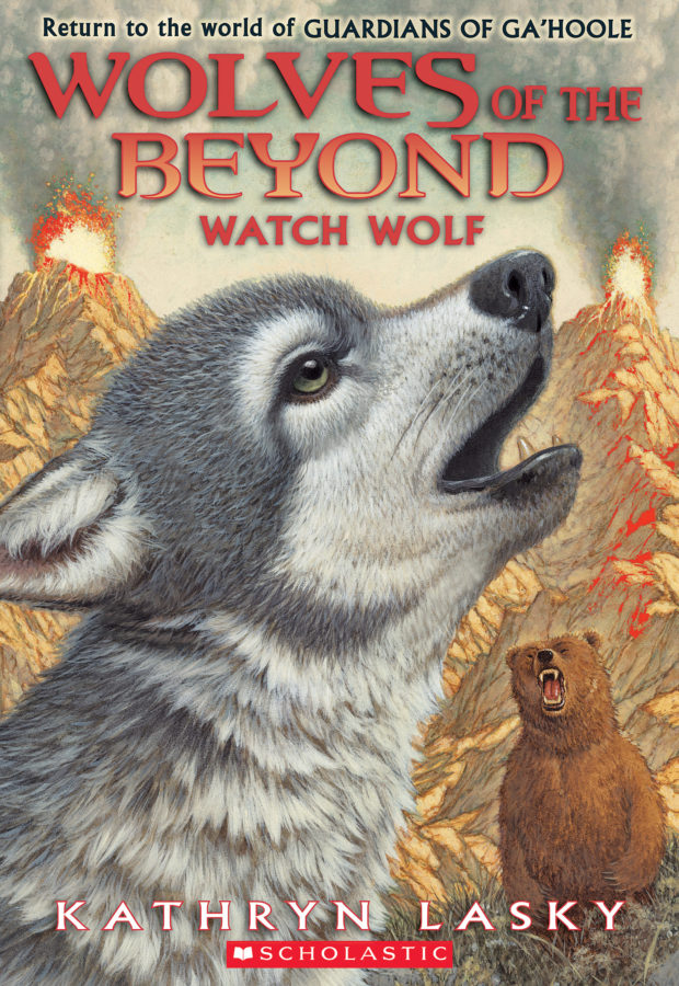 Kathryn Lasky - Watch Wolf