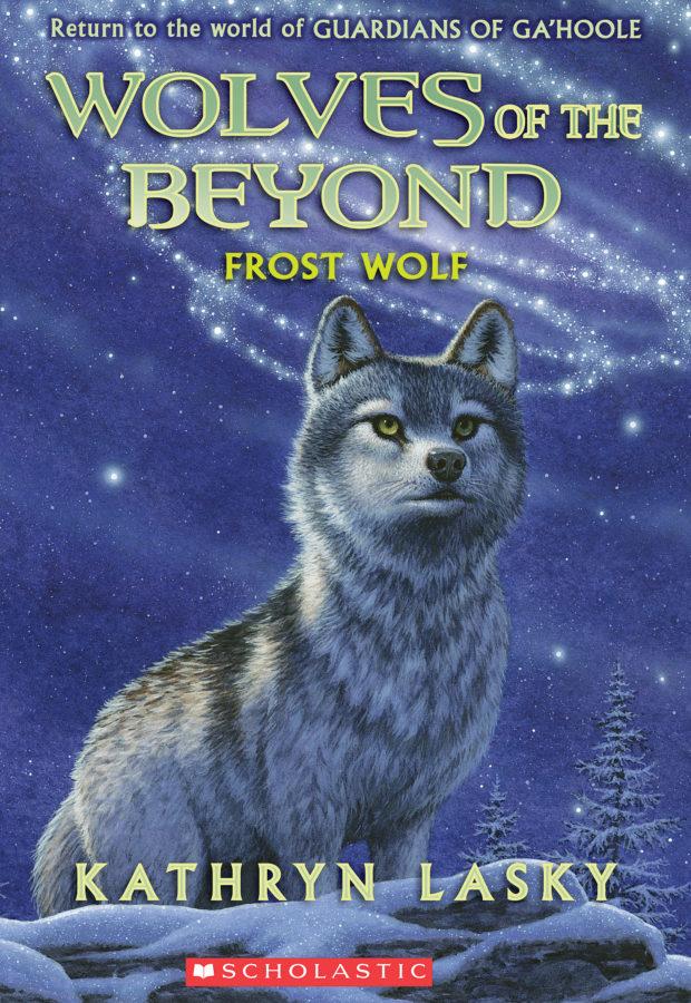 Kathryn Lasky - Frost Wolf