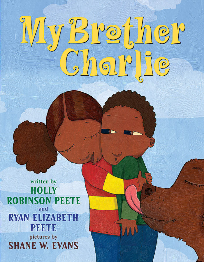 Holly Robinson Peete - My Brother Charlie