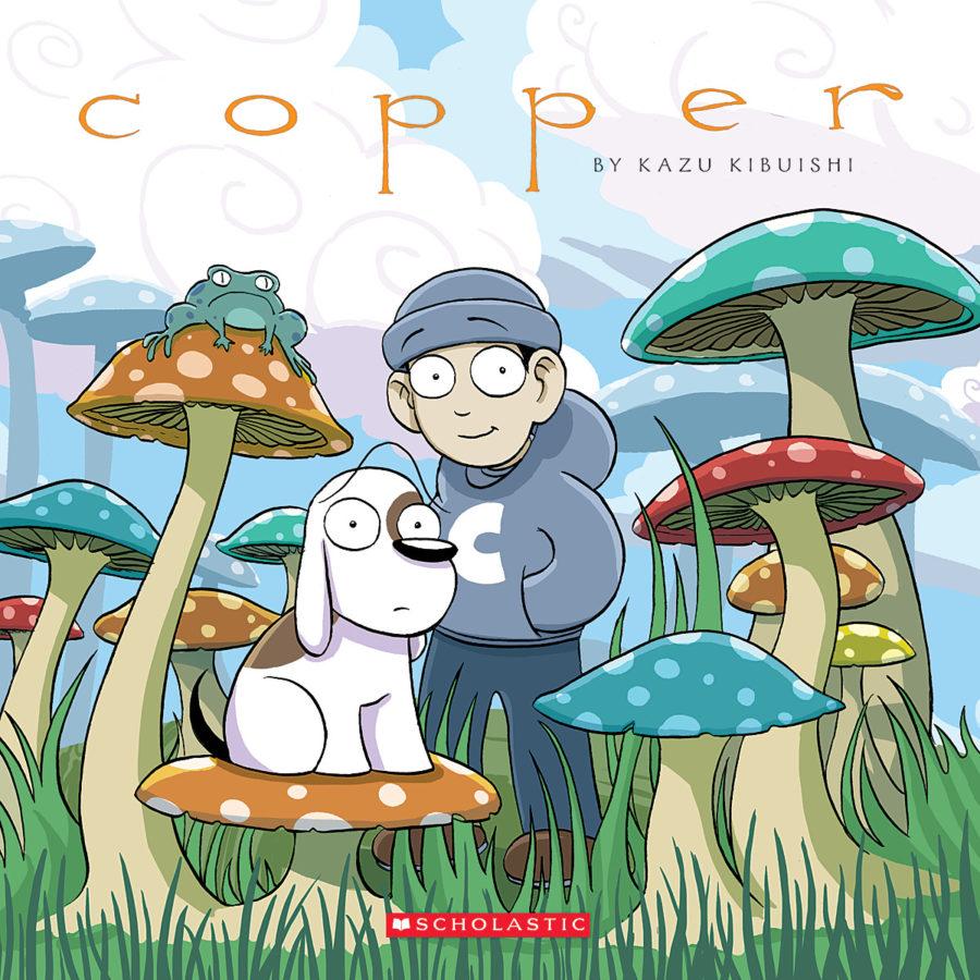 Kazu Kibuishi - Copper