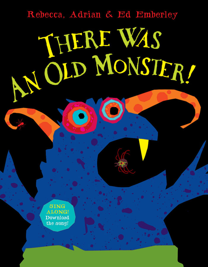 Adrian Emberley - There Was an Old Monster!