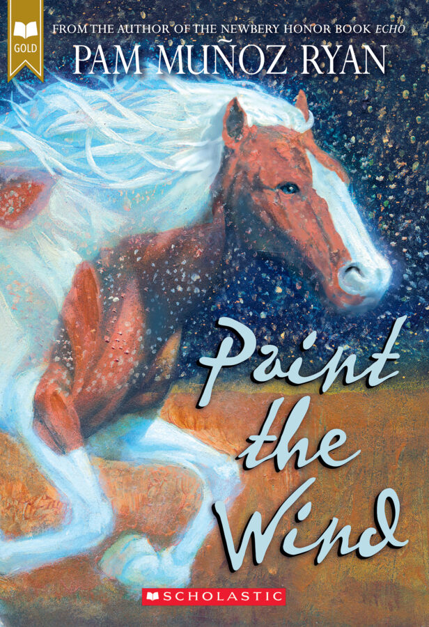 Pam Muñoz Ryan - Paint the Wind