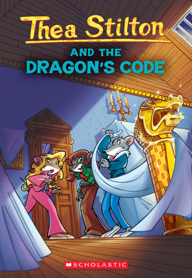Thea Stilton - Thea Stilton and the Dragon's Code