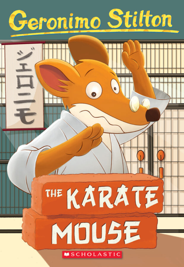 Geronimo Stilton - The Karate Mouse