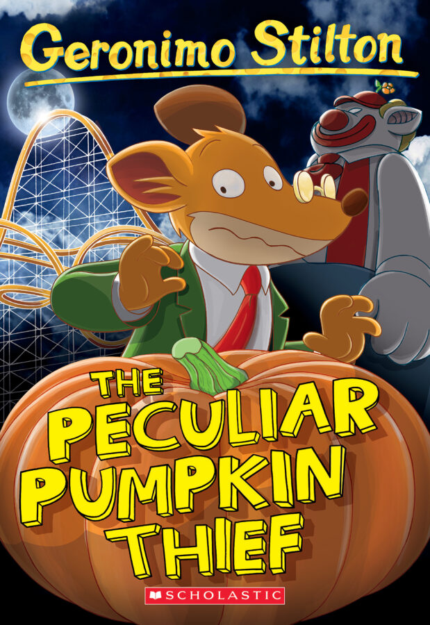 Geronimo Stilton - The Peculiar Pumpkin Thief