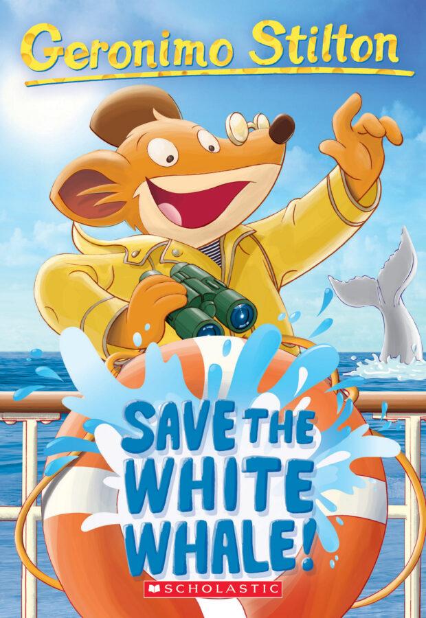 Geronimo Stilton - Save the White Whale!
