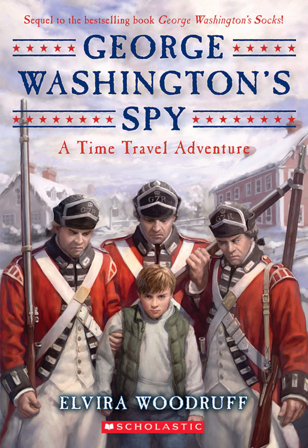 Elvira Woodruff - George Washington's Spy