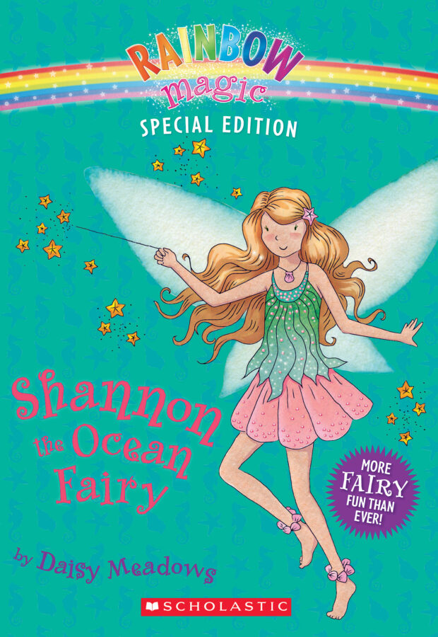Daisy Meadows - Shannon the Ocean Fairy
