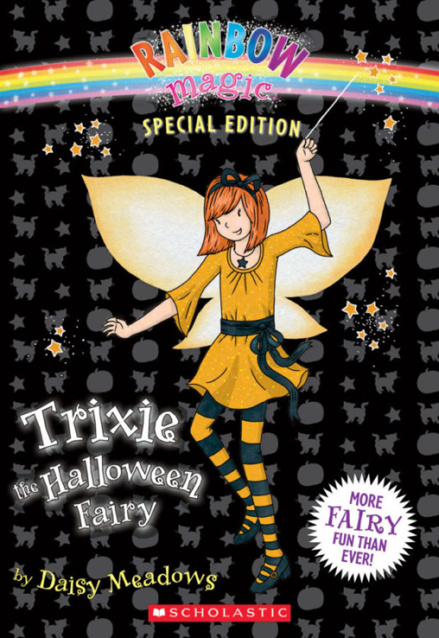 Daisy Meadows - Trixie the Halloween Fairy
