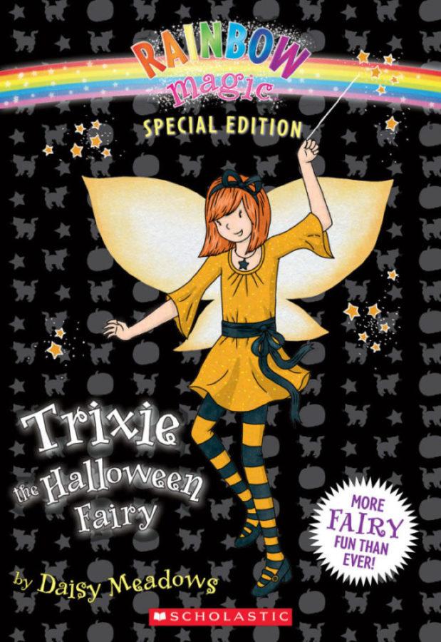 Daisy Meadows - Trixie the Halloween Fairy